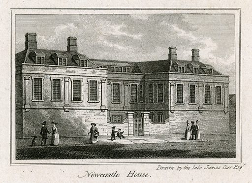 Newcastle House.