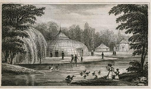 Surrey Zoological Gardens.