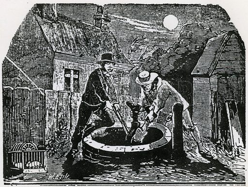 Murder of the Italian Boy, 1862. Melodrama based on the crime of 30 years earlier.