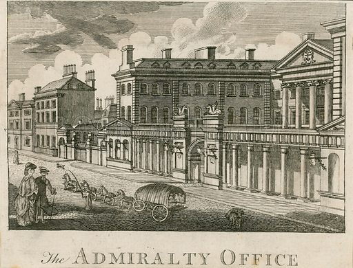 Admiralty.  After the Adam Screen has been added.