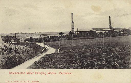 Bowmanston Water Pumping Works, Barbados.