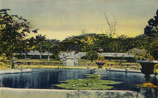 Queen's Park, Barbados.
