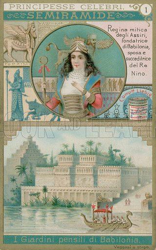 Queen Semiramide