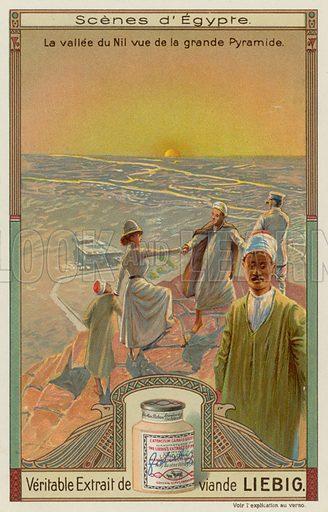 Nile, picture, image, illustration