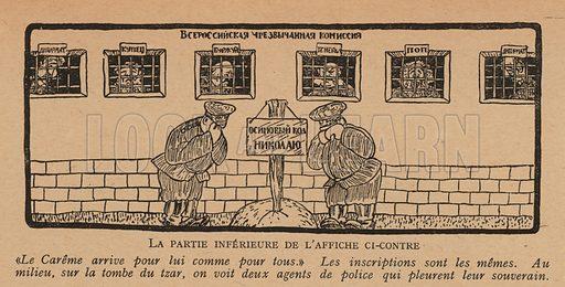 Illustration from Histoire des Soviets (Paris, c1925).