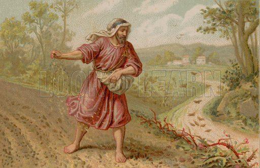 Episode in life of Jesus Christ