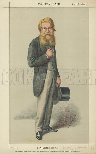 Sir Stafford Northcote