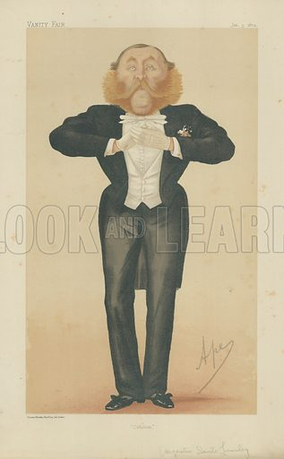 Mr Augustus Savile Lumley
