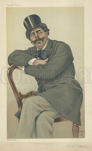 M Paul De Granier De Cassagnac