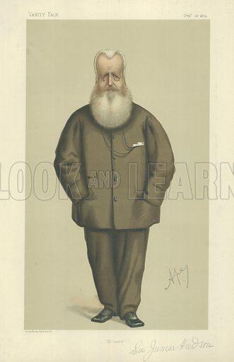 Sir James Hudson