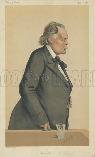Bradlaugh, picture, image, illustration