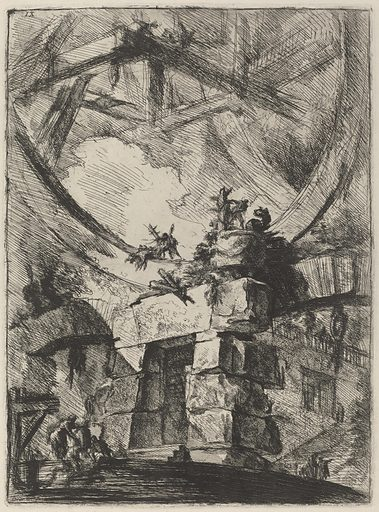 The Giant Wheel. Date: 1780s. Accession number: 1943.3.6993.