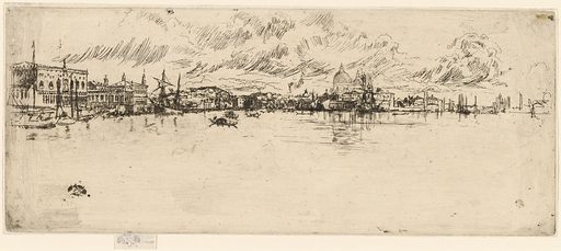 Long Venice. Date: 1879/1880. Accession number: 1943.3.8548.