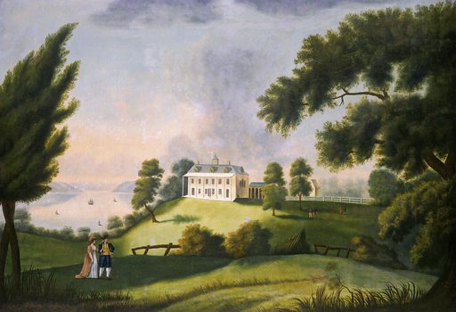 Mount Vernon. Date: 1806. Accession number: 1956.13.6.