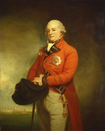 Major-General Sir Archibald Campbell. Date: 1790–1792. Accession number: 1960.6.31.