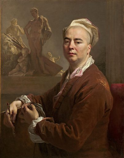Self-Portrait. Date: 1707. Accession number: 2006.26.1.