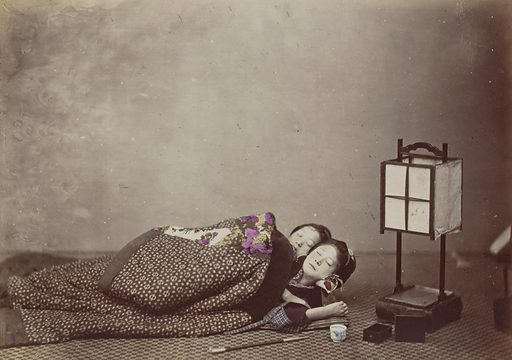 Sleeping Beauties. Date: 1868. Accession number: 2012.137.81.