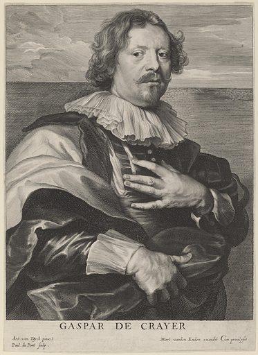 Gaspar de Crayer. Accession number: 2011.139.80.