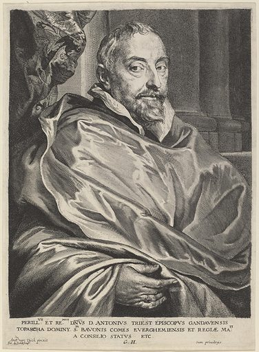 Anton Triest. Date: 1632. Accession number: 2011.139.126.