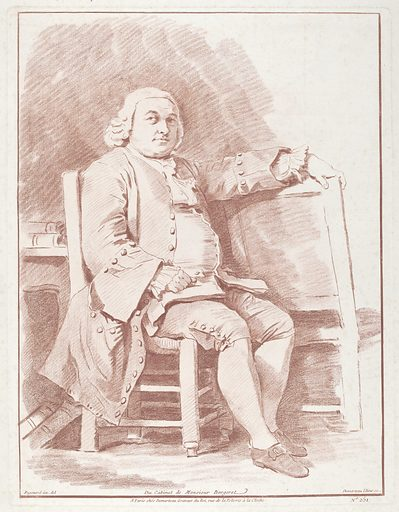 Jacques-Onesyme Bergeret de Grancourt. Date: 1770. Accession number: 2013.15.2.