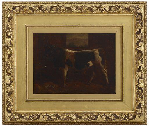 A Prize Bull. Date: 1870s. Record ID: fsg_F1913.20a-b.