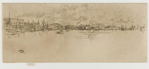 Long Venice. Date: 1880s. Record ID: fsg_F1887.23.