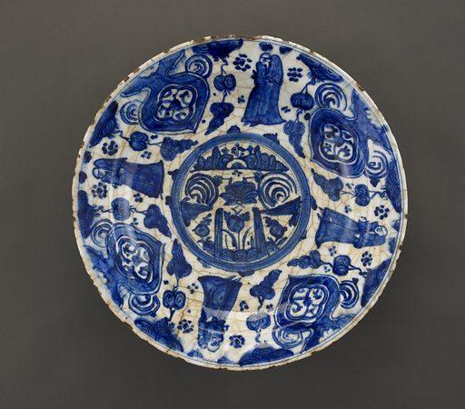 Dish. Date: 1700s. Record ID: fsg_F1904.151.