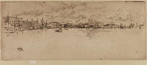 Long Venice. Date: 1880s. Record ID: fsg_F1905.191.