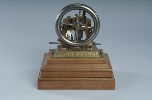 Sewing Machine Patent Model. Date: 1840s. Record ID: nmah_630930.