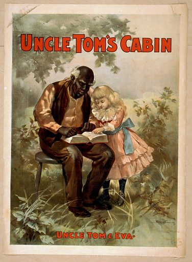 Uncle Tom's cabin. Date c1899.