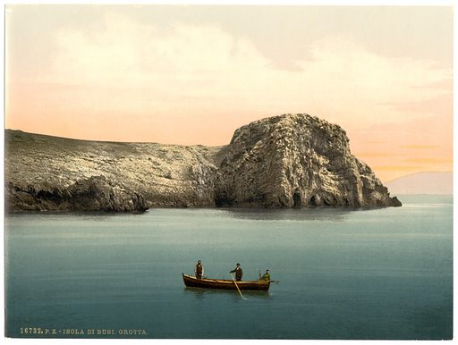 Island of Busi, picture, image, illustration