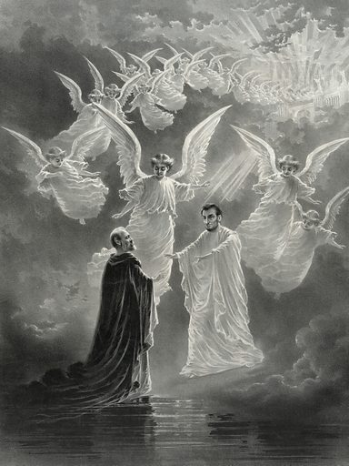 Our martyrs at heaven's gate. Date c1881 Dec. 8.