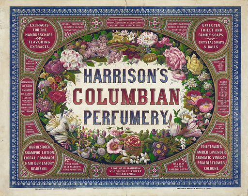 Harrison's Columbian perfumery