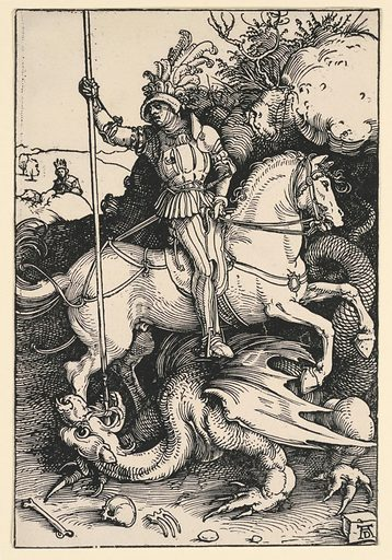St George Killing the Dr