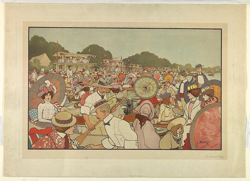 Henley Race Day