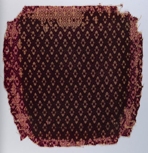 Seat covers. Date: 1910s. Record ID: chndm_1964-69-1-a_b.