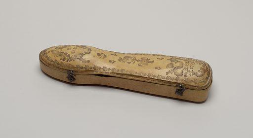 Cutlery case. Date: 1790s. Record ID: chndm_1898-6-12.