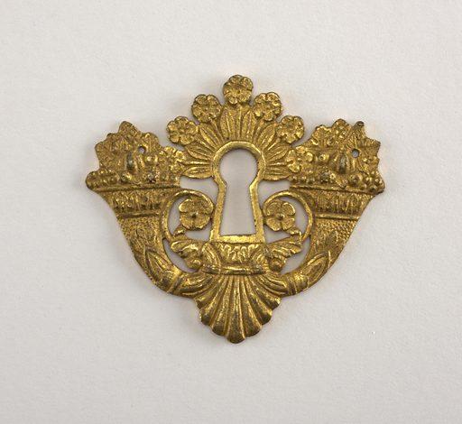 Cornucopia. Made in: France. Date: 1810s. Record ID: chndm_1904-20-325.