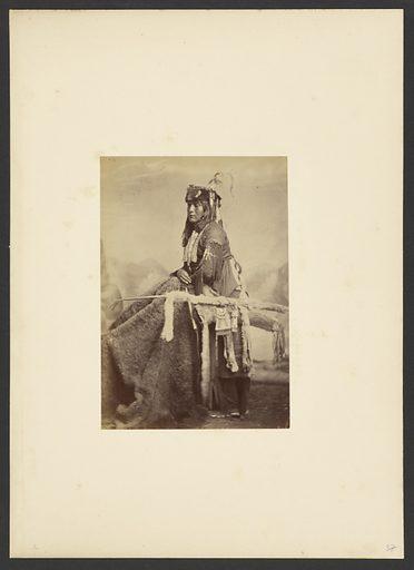 Gui-tain. Date: 1869–1873. Culture: American. Object number: 84.XM.192.5.