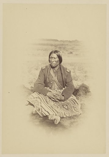 Inches, Cheyenne. Date: 1869–1874. Culture: American. Object number: 84.XP.785.14.