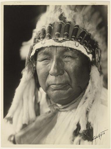 Pipe Stem – Oto. Date: 1927. Culture: American. Object number: 84.XM.976.6.