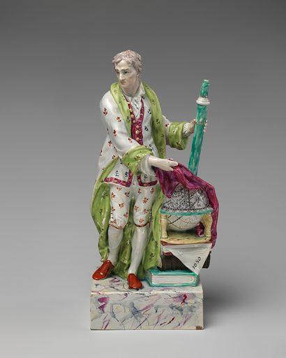Sir Isaac Newton  (one of a pair)