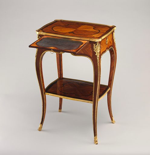 Small oblong table. Date: ca 1755–60. Accession number: 1974356203.