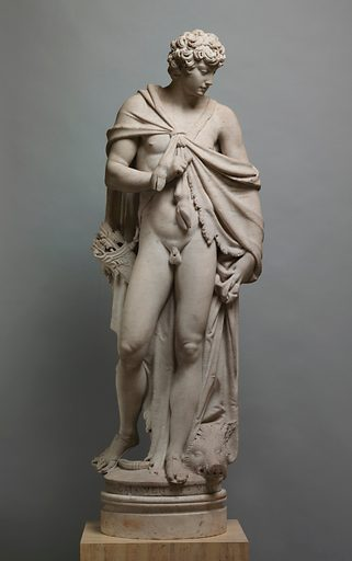 Meleager (1735). Accession number: 2005.107.