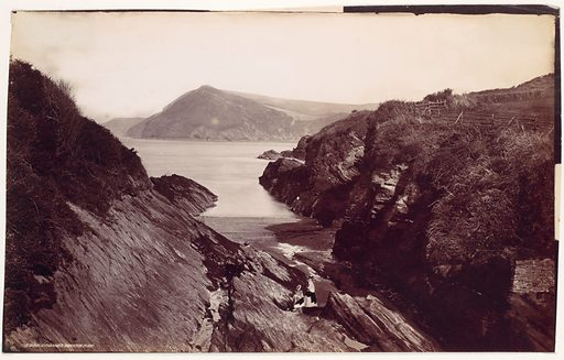 Coombe Martin Bay (1870s). Accession number: 1973.502.5.