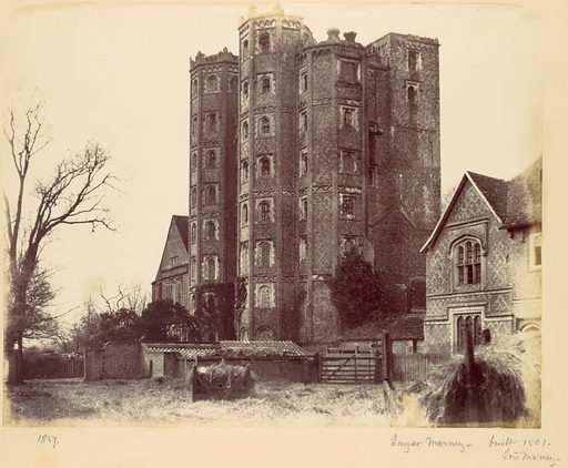 Layer Marney (1857). Accession number: 1987.1183.76.