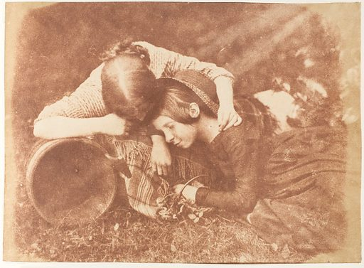 The Misses McCandlish (1843–47). Accession number: 37.98.195.