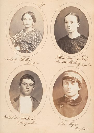Rogues, a Study of Characters (1857). Accession number: 2005.100.551.1.