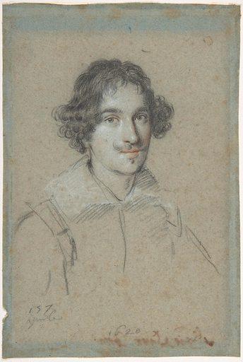 Portrait of Giovanni Battista Rossa (1610–30). Accession number: 63.91.2.