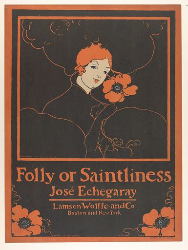 Folly or Saintliness (1895). Accession number: 1984.1202.132.